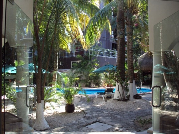 where to stay in Playa Del Carmen, Hacienda Paradise