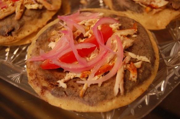 panucho, Maya food