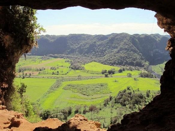 unique Puerto Rico cave in Arecibo, Puerto Rico