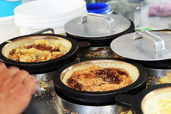 apam balik, Malaysia foodie guide