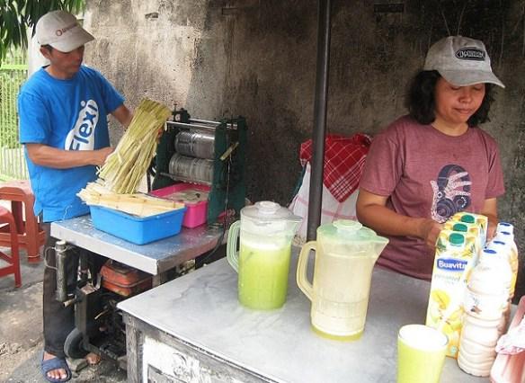 air tebu, Malaysia foodie guide