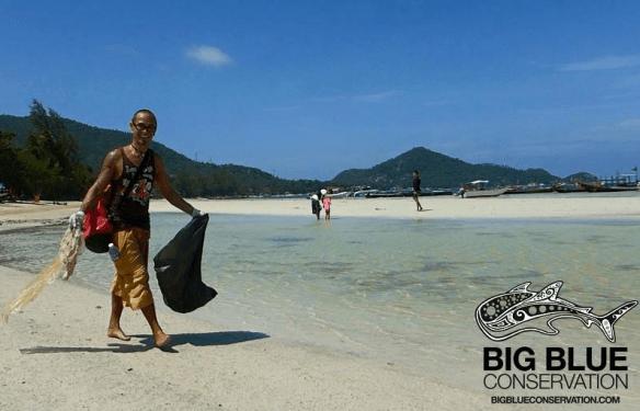 trash hero, Koh Tao eco-friendly attractions