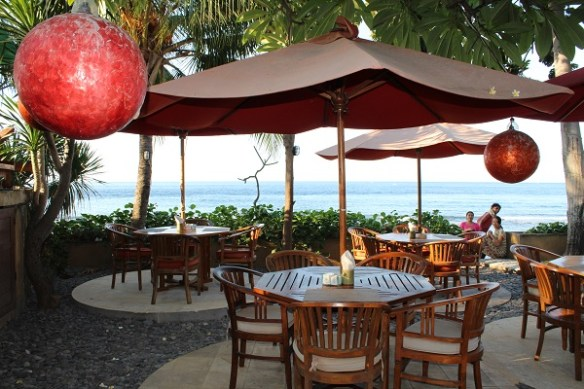 restaurant in Amed, Bali