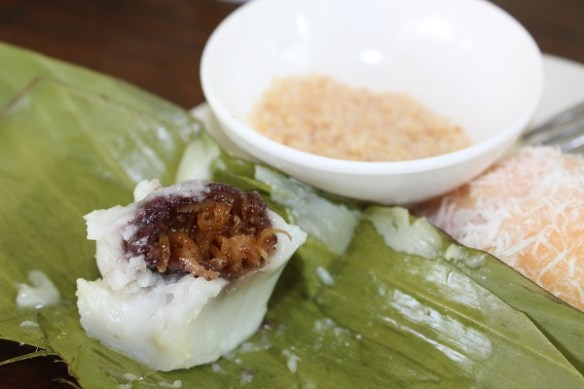 khanom sodsai, Chiang Mai desserts