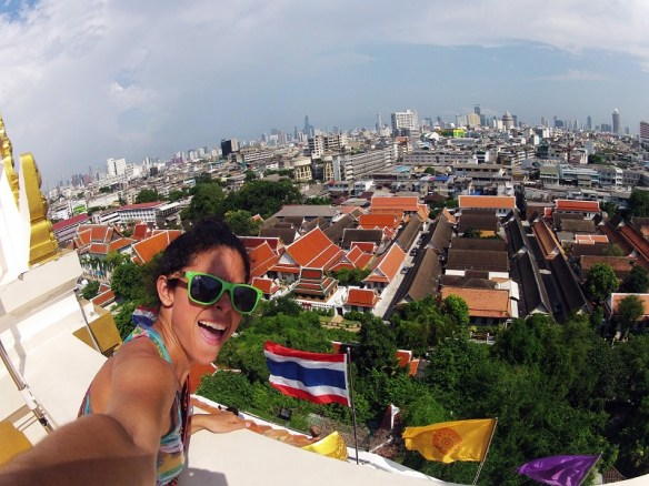 Golden Mount, popular Bangkok attractions