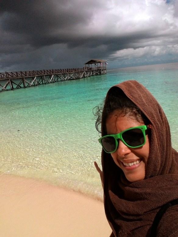 Sipadan beach, Borneo Malaysia