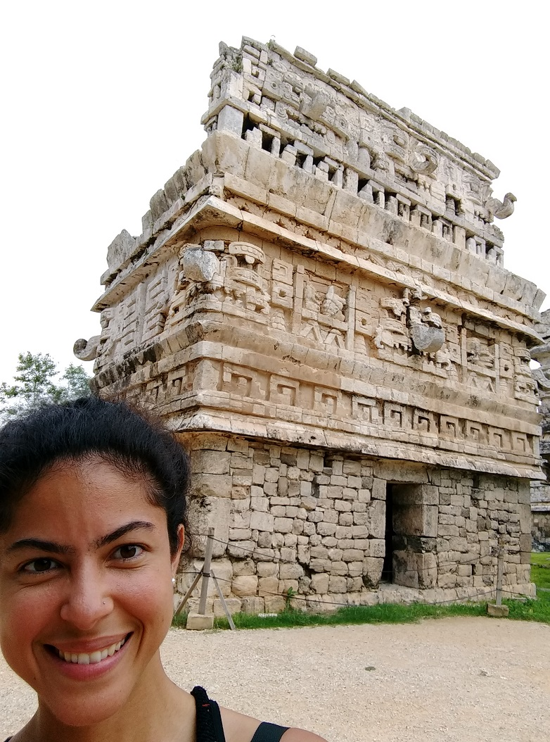 Mayan city of Chichen Itza, Central Region