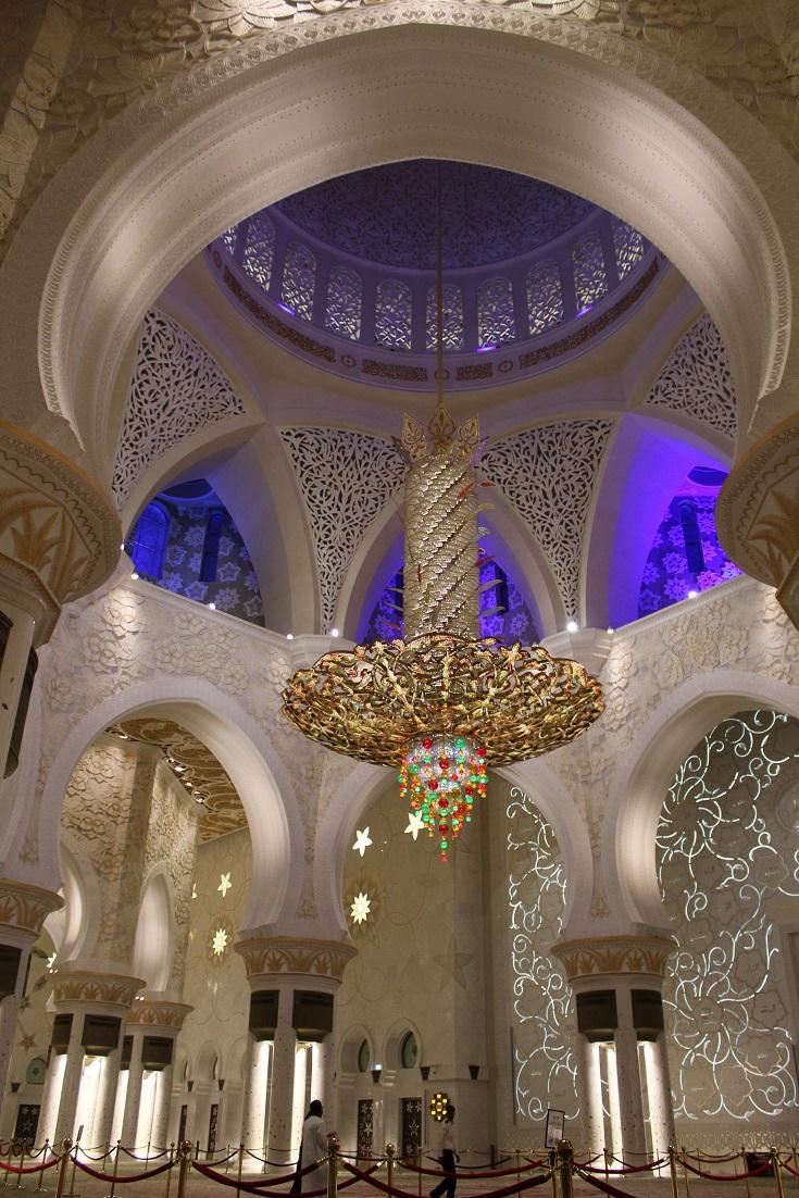 Abu Dhabi stopover ideas
