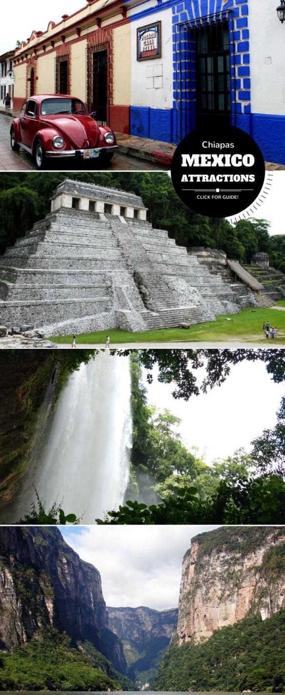 Chiapas Mexico Attractions Guide