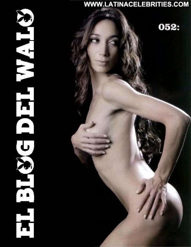 Mora Godoy Notiblog Singer Sultry Brunette Latina Playmate Medium