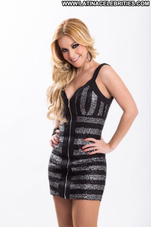 Nancy Salinas Miscellaneous Sultry Beautiful Brunette Blonde Latina