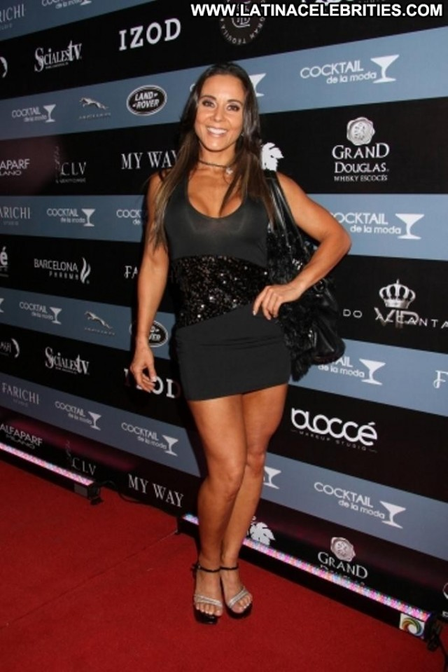 Rebeca Rubio Miscellaneous International Latina Athletic Medium Tits