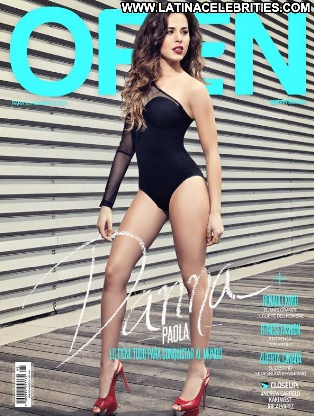 Barbara Q Gzz Miscellaneous Sexy Singer Celebrity Latina Brunette Hot