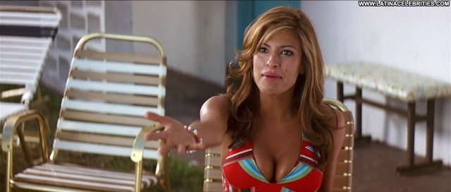 Eva Mendes Stuck On You Nice Brunette Hot Medium Tits Celebrity