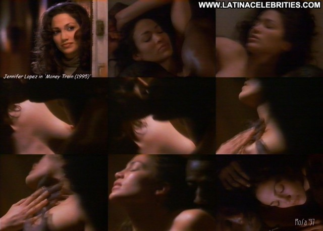 Jennifer Lopez Money Train Posing Hot Beautiful Celebrity Latina