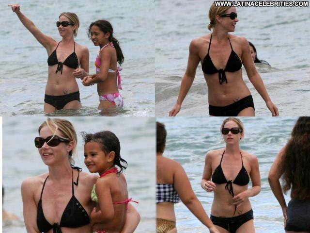 Christina Applegate Beach Babes Celebrity Cute Blonde Medium Tits