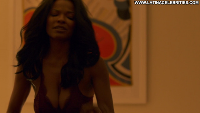 Keesha Sharp Lethal Weapon Celebrity Nice Doll Posing Hot Brunette