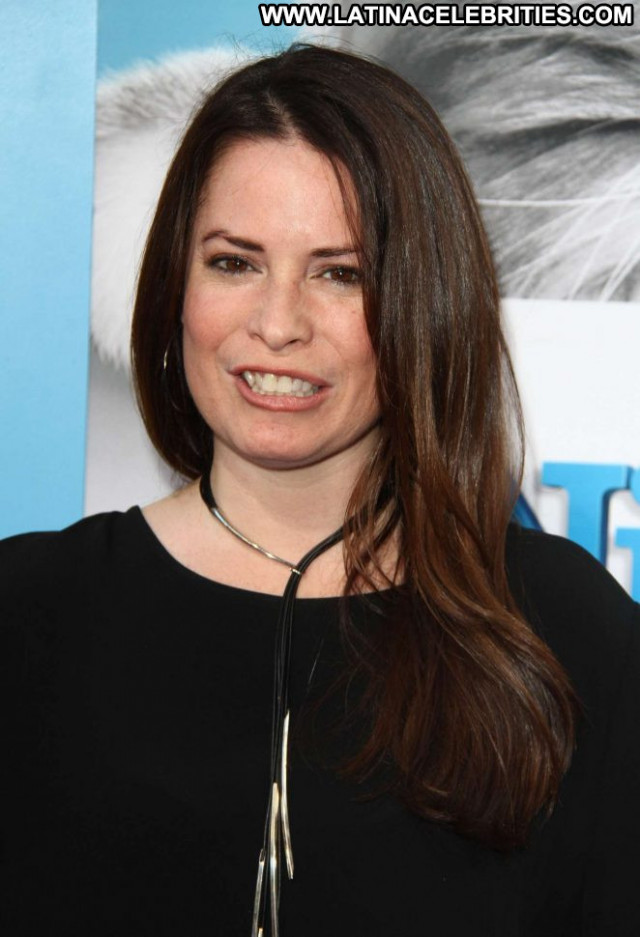 Holly Marie Combs Los Angeles Paparazzi Posing Hot Los Angeles