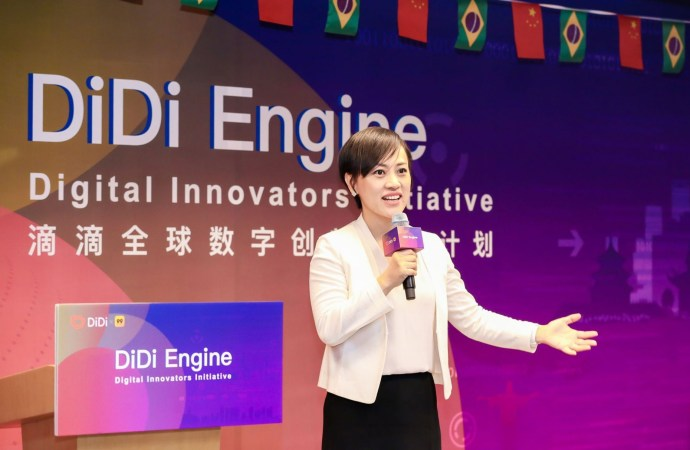 Didi will support young innovators of Latam