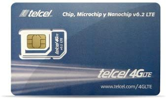 telcel sim internet package mexico