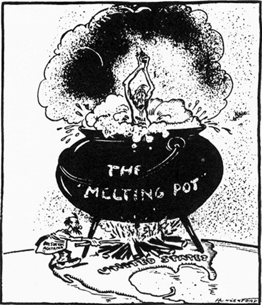 The US Melting Pot