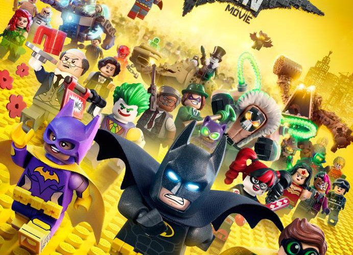 Friends Are Family: A Review of The LEGO Batman Movie