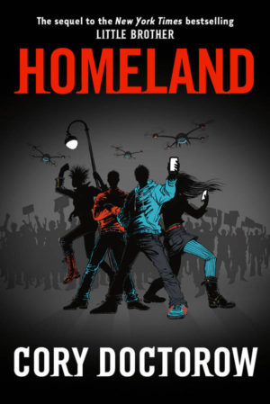 Burning Man: A Review of Homeland by Cory Doctorow