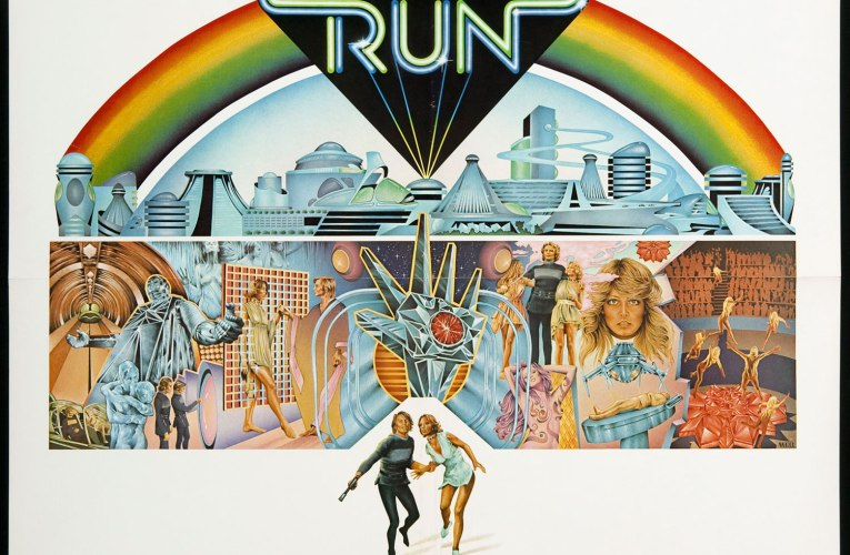 Enter Sandman: A Review of Logan's Run (1976)