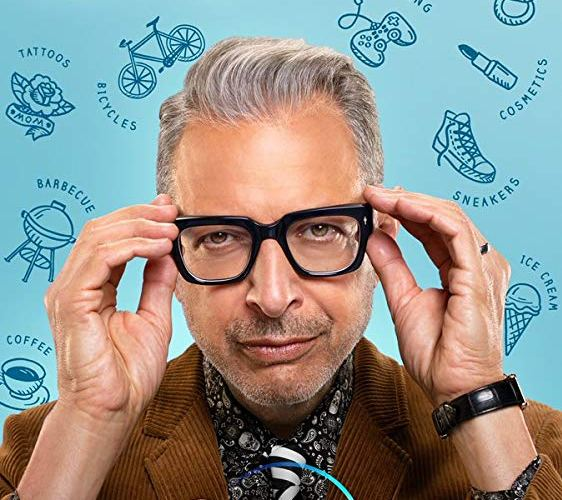 "Soft Shoe: A Review of The World According to Jeff Goldblum S01E01 – ""Sneakers"""