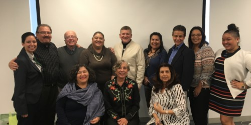 Denver was well represented by: Lideramos president, Juana Bordas, Dr. Steve Del Castillo from University of Colorado Denver; Francesca Galarraga, leadership consultant, and Carols Martinez, director of the Latino Community Foundation of Colorado.