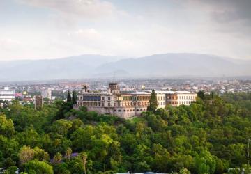 Castillo de Chapultepec, Mexico City