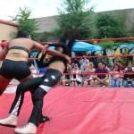 Athena Estrada vs Luna