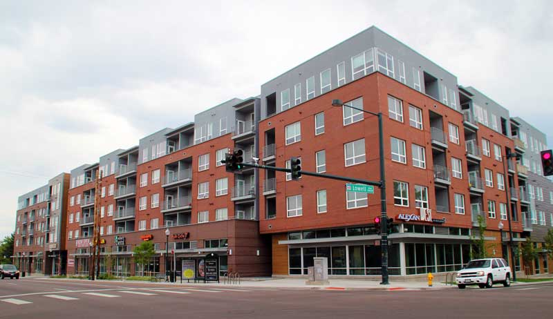 Plaza38 at Lowell is now open for business. Photo by Joe Contreras, Latin Life Denver Media