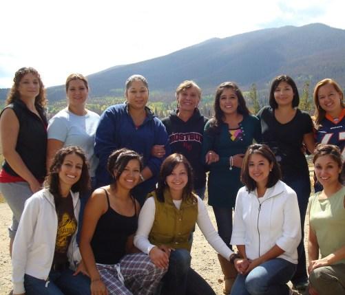 Juana Bordas with Latinas Lead organization