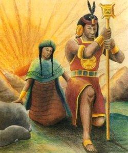 Duhovnost Inka