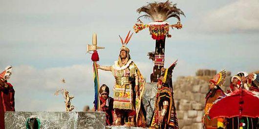Inka sveštenici