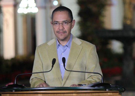 Ernesto-Villegas-Ministro-Informacion-Venezuela