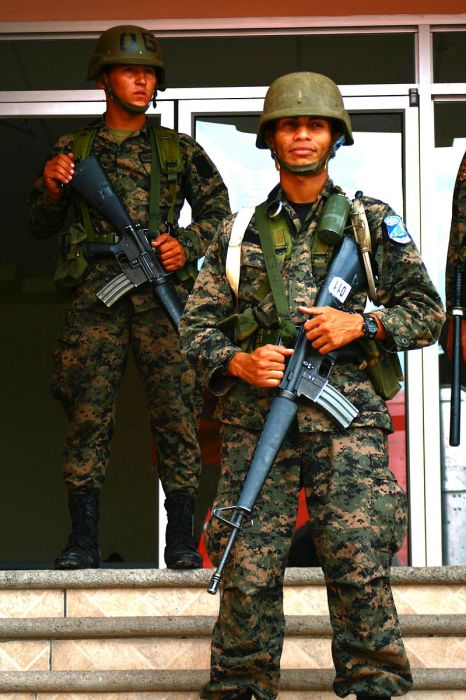 June 29, 2009 in Honduras (Yamil Gonzáles)