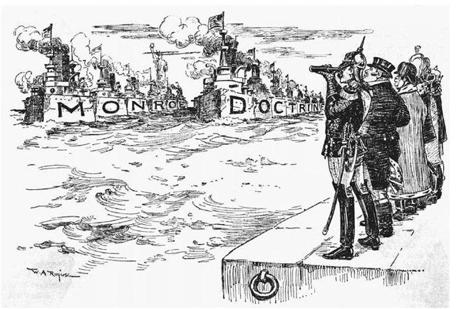 what is the importance of the monroe doctrine