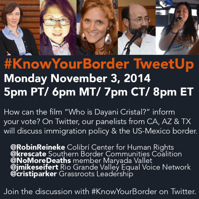 KnowBorder-Tweetup2-Thurs