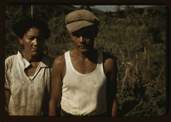 Sugar_cane_worker_and_his_woman_1a34001v