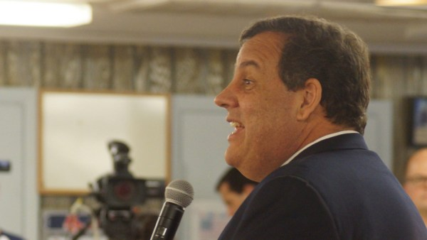 New Jersey Gov. Chris Christie (Marc Nozell/Flickr)