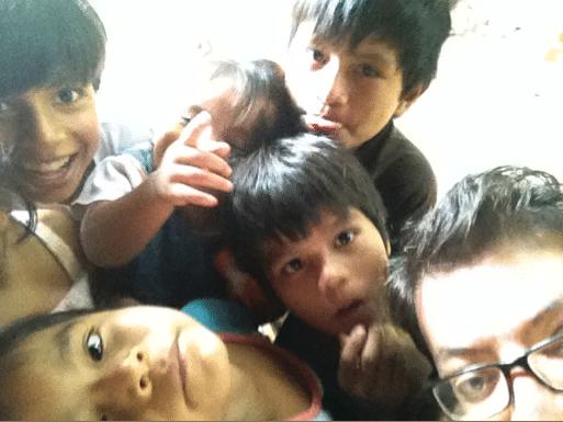 Juventud de Sarayaku