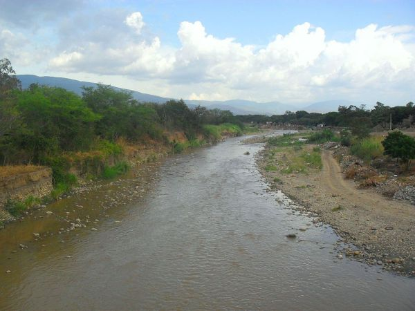 The Táchira River (Wikimedia)