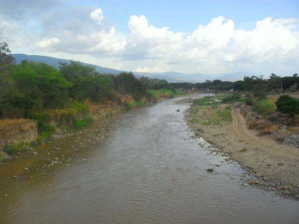The Táchira River (Wikimedia)