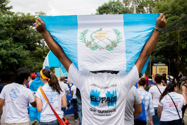 #RenunciaYa protest in Guatemala (hrvargas/Flickr)