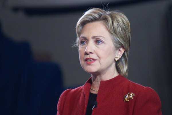 Hillary Clinton, the former secretary of state (Marc Nozell/Flickr)