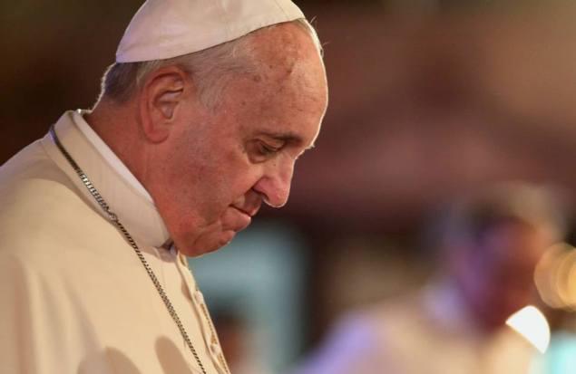Pope Francis (Benhur Arcayan/Wikimedia)