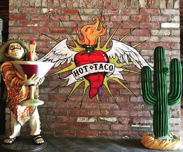 Hot Taco in Charlotte, N.C. (Heather Chaney/Charlotte Five)