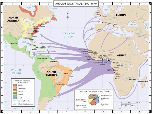 African diaspora Latin America
